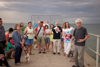 Meeting of Save Brookes Jetty, 20 October 2015