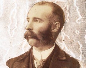 1870, Hon. William Shiels, Member of Parliament