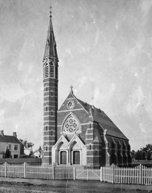St George's Church ca 1878
