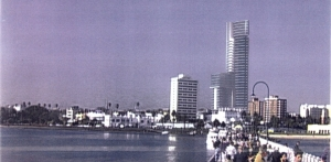 Artist's Impression of Becton's proposed 38-storey tower